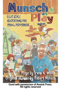Munsch at Play Book Cover