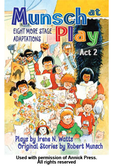 Munsch at Play Act 2 Book Cover