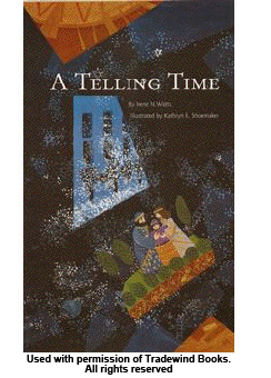 A Telling Time Book Cover