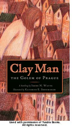 Clay Man Book Cover