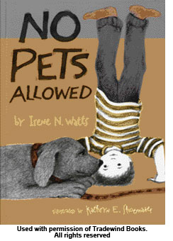 No Pets Allowed Book Cover