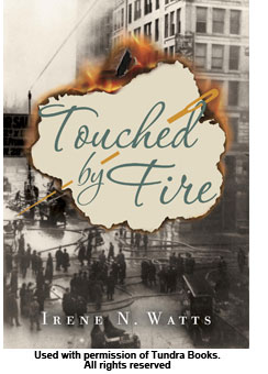 Touched By Fire book cover